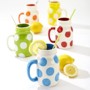 Pottery -- Beverage Ware