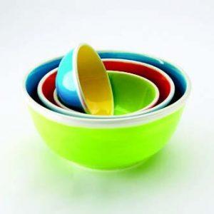 Pottery -- Bowls