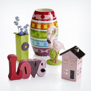Pottery -- Home Decor